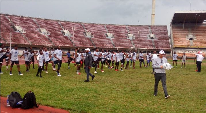 SMU Coach labels Nigeria  goldmine for American Football