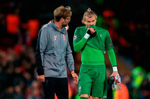Loris Karius turn down chance to attend Liverpool's Champions League final