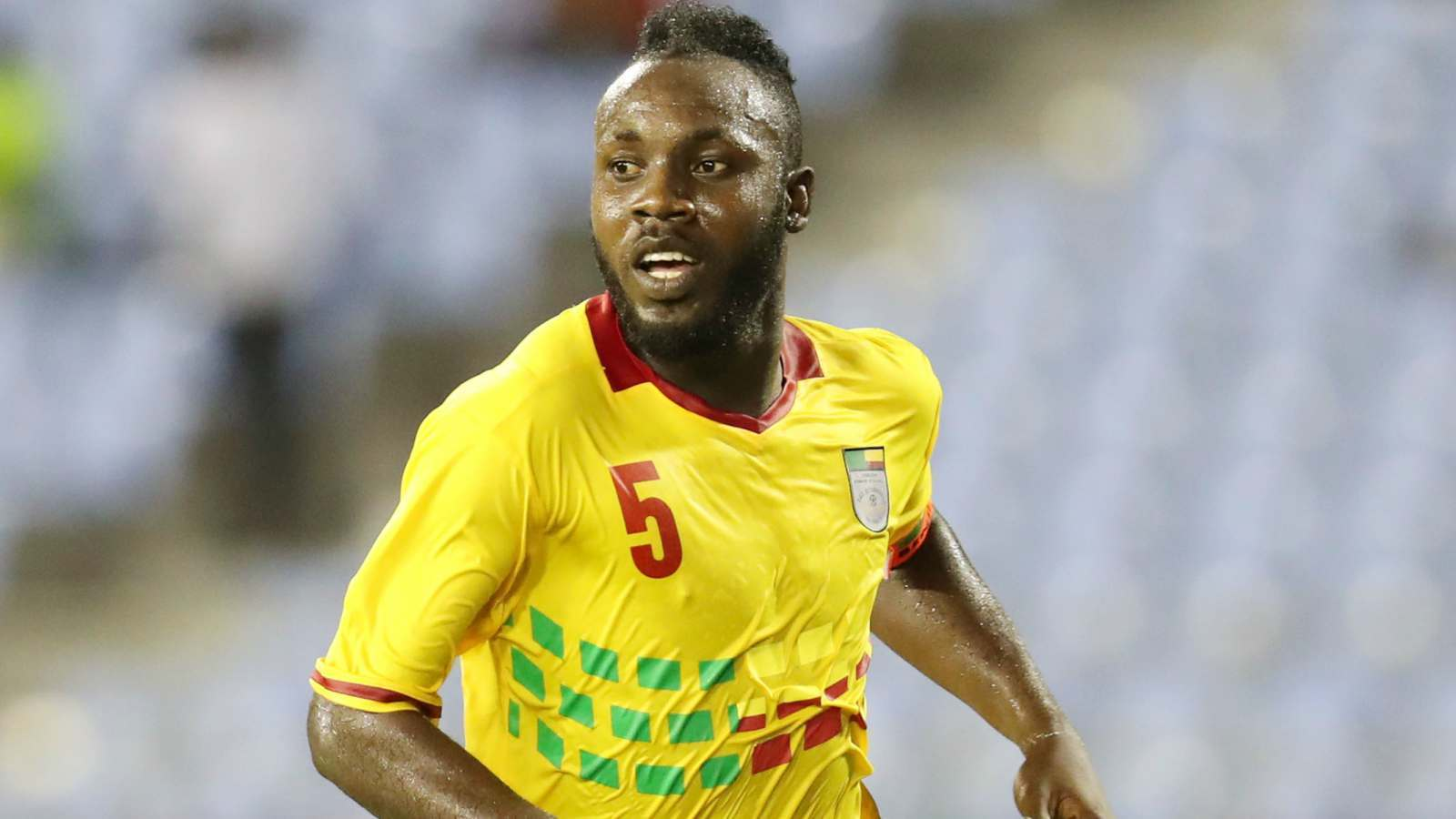 Plateau United defender Salomon named in Benin Squad For AFCON 2019