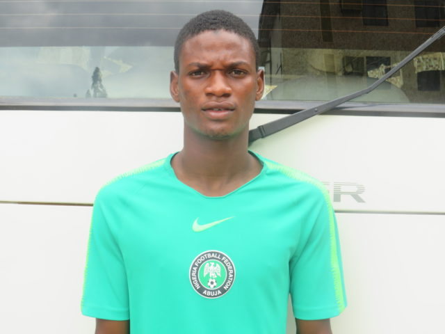 Eaglets target is to win FIFA U17 World Cup, says Skipper Tijani