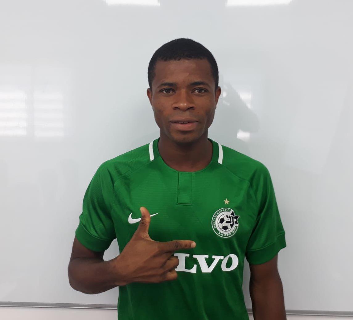 Ikouwem Udo's Macabi Haifa move worries Enyimba Coach Abd'Allah