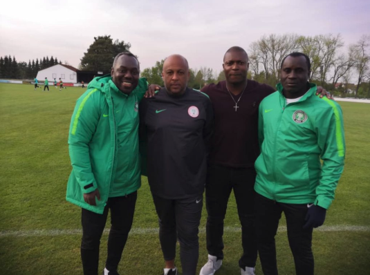 Like the YAK! Aiyegbeni gives Flying Eagles 'simple' World Cup Target