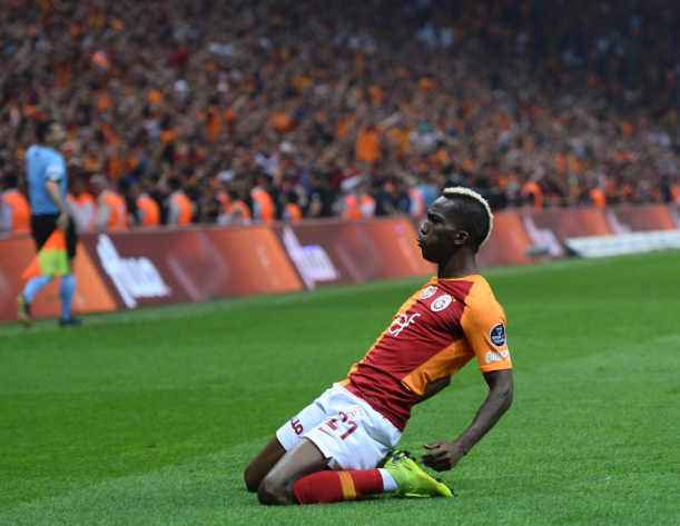Onyekuru Completes the Double in Turkey, Scores Match-winner in League Title Fight