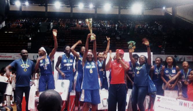 More Games! Nkem Akaraiwe's Wish list for Nigeria Women's Basketball