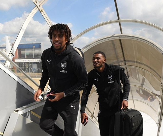 Alex Iwobi not guaranteed Europa League final Matchday Spot
