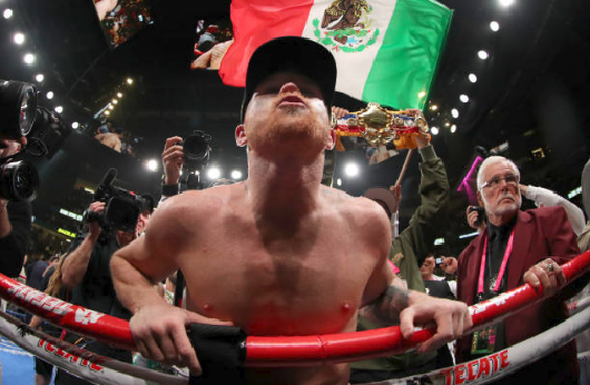 Unified Champion! Canelo defeats Jacobs, offers up chance for Third GGG Fight