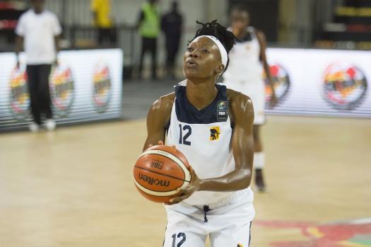 The Secret! Akaraiwe recalls D'Tigress charm at Historic World Cup