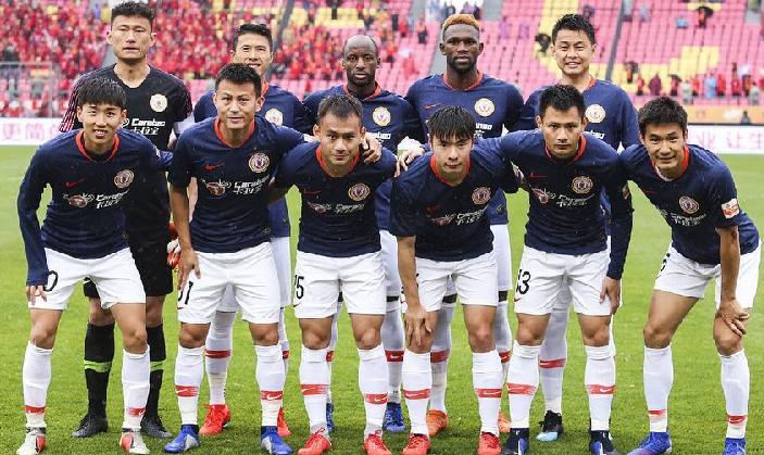 Omatsone Aluko Shining for struggling Beijing Renhe