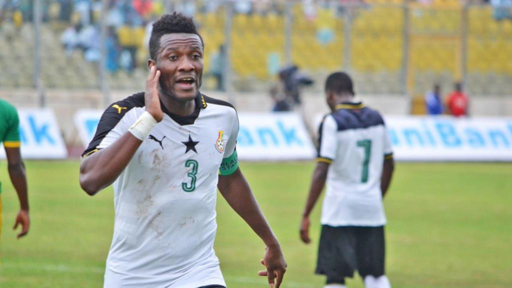 Ghana President recalls Asamoah Gyan from international Retirement