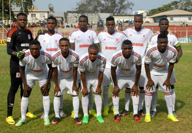 Abia warriors turn elsewhere for points –  Obaroakpo