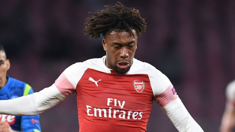 Tottenham Fans will give Iwobi Hell for saying this!