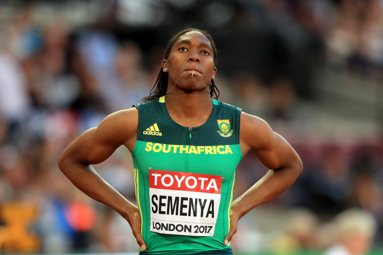 Caster Semenya included in South Africa's Preliminary Squad for World Championships