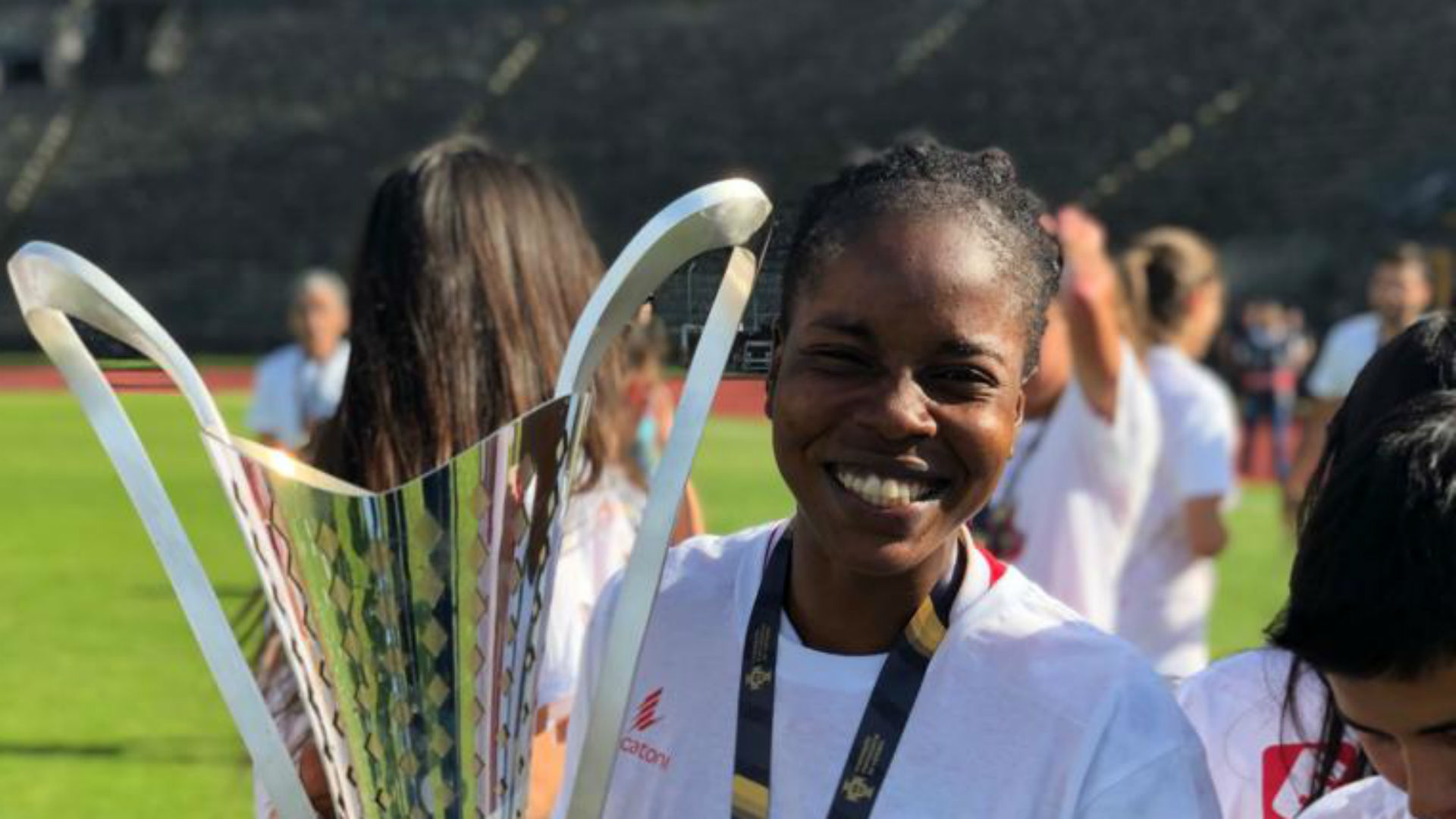 Super Falcons striker Chinaza Uchendu comfirms Sporting Braga exit