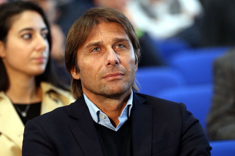 Antonio Conte named Inter Milan Manager