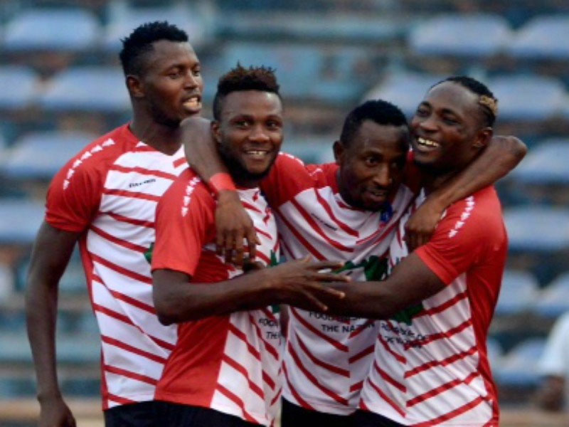 Abdulkareem backs Lobi's title chances if league returns