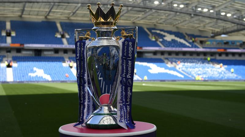 Who gets the Premier League replica Trophy made for Liverpool?