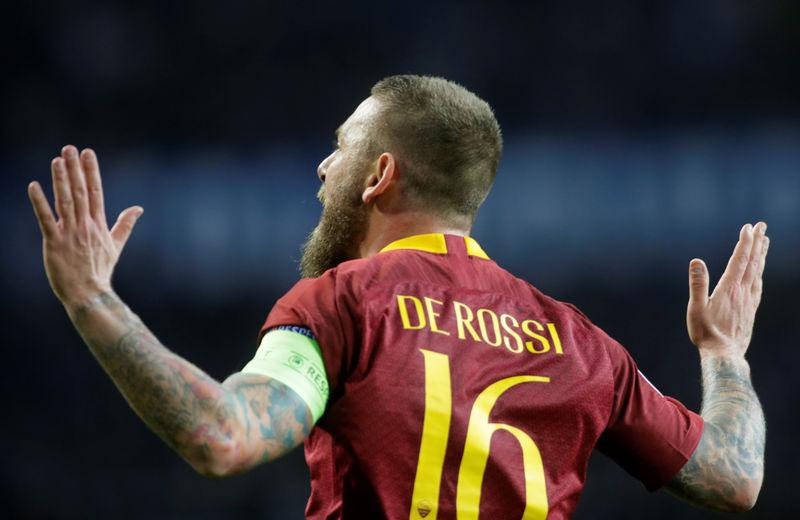 Daniele De Rossi – The beating heart of AS Roma is leaving Rome