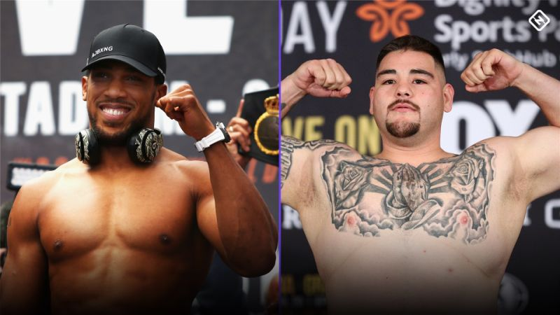 Ruiz happy to stand in the way of Joshua and his legacy