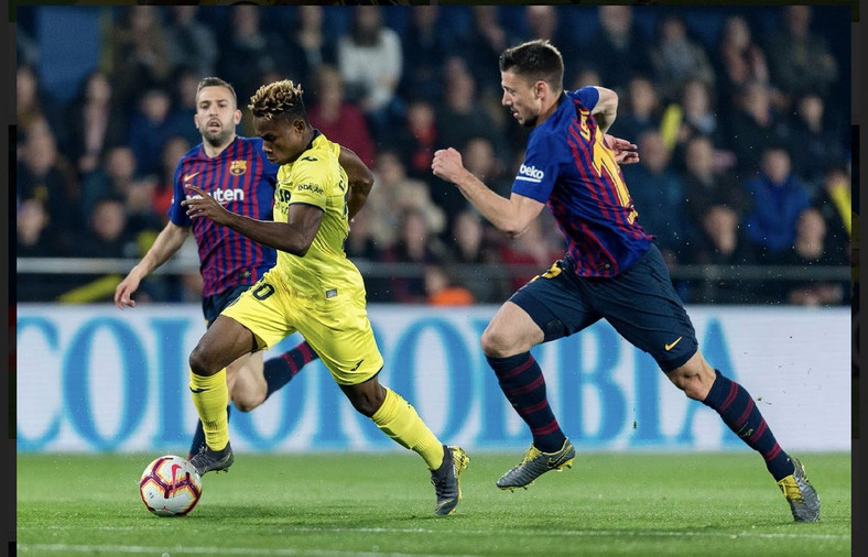 How much should Barcelona pay for Samuel Chukwueze?
