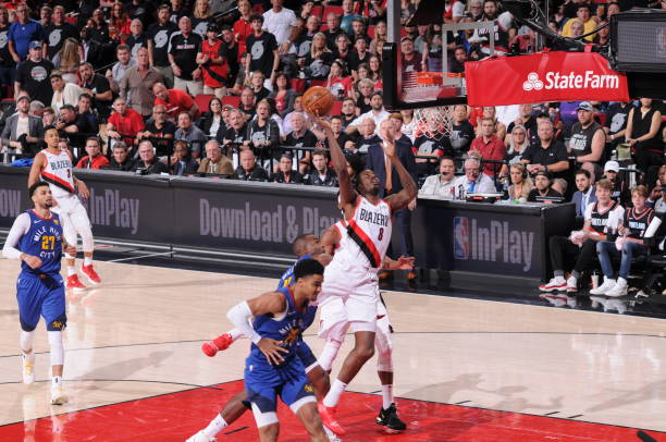 Portland Wins! Aminu and Co up against Warriors in WC Finals