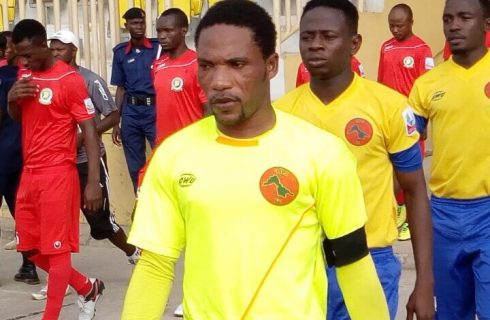 Injury has slowed me down', Wikki hitman Suleiman cries out
