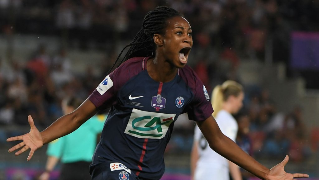PSG's Katoto dropped from French squad for 2019 World Cup