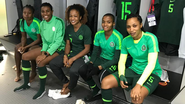 Super Falcons steps up World Cup preparation with Slovakia friendly