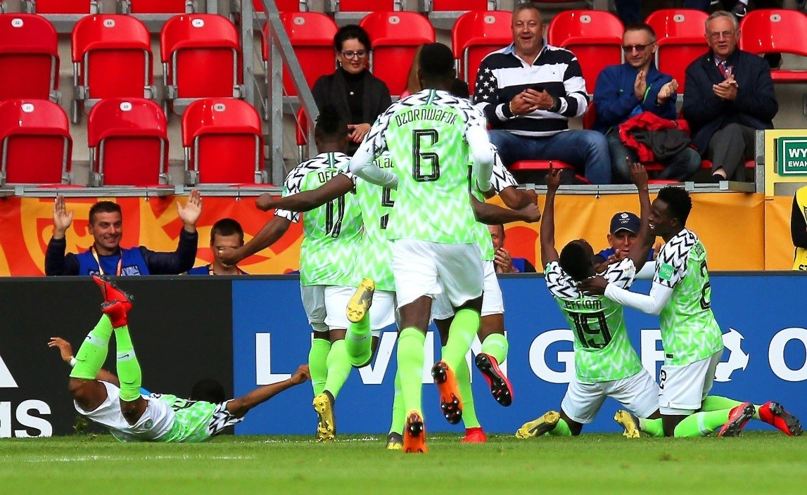 Flying Eagles target qualification against USA – Ofoborh