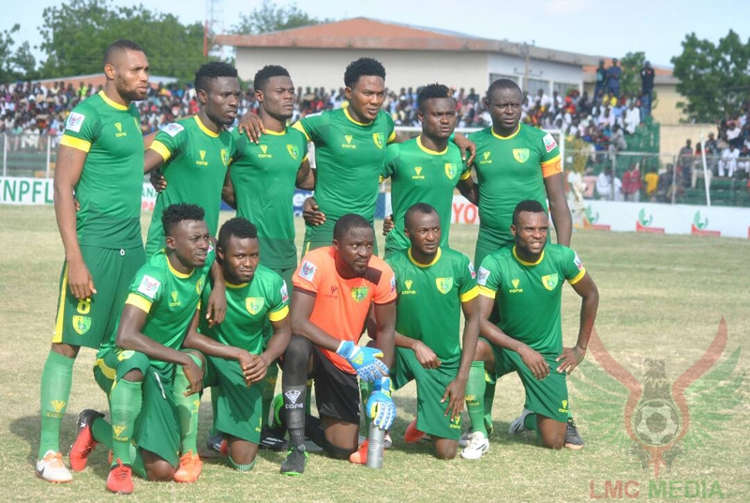 Plateau United hope to keep top position till the end of the season