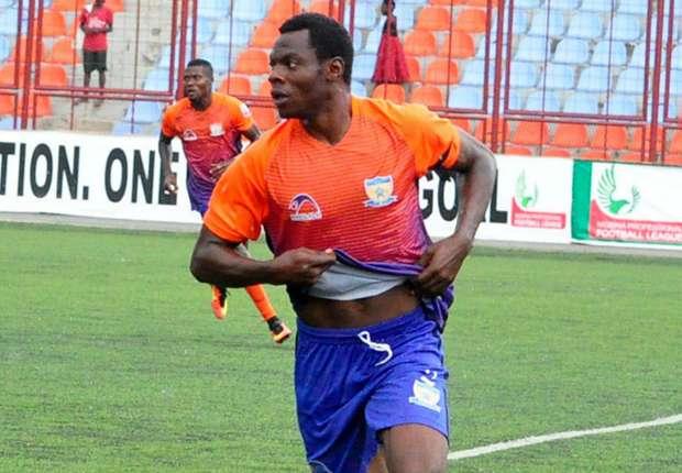Nasarawa Utd striker, Adeshina tags 2018/19 season 'energy sapping'