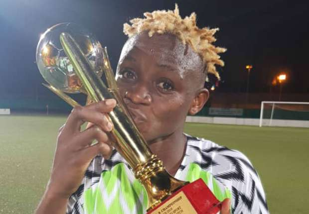 Kanu expresses confidence in Falcons players ahead FIFA Women world cup
