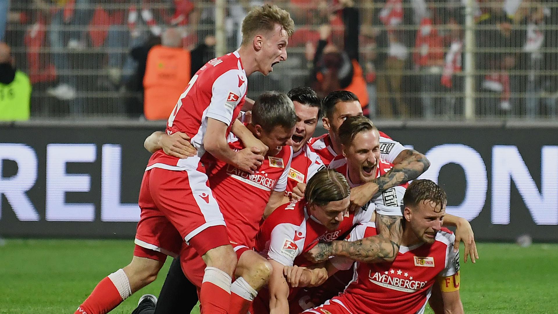 Union Berlin go play for Bundesliga next season