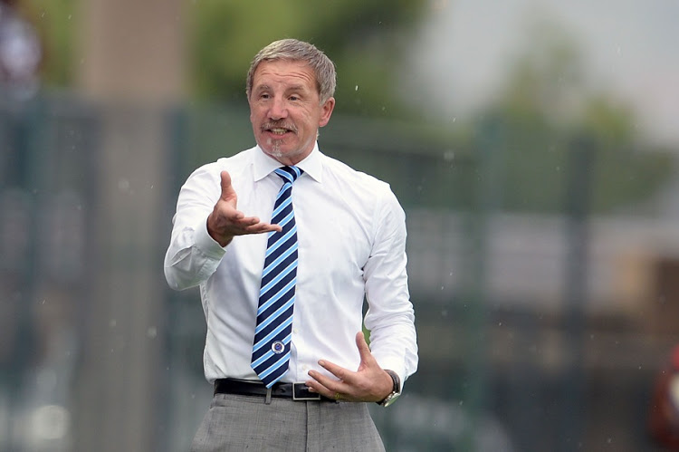 I want my team to play with character coupled with flair – Baxter