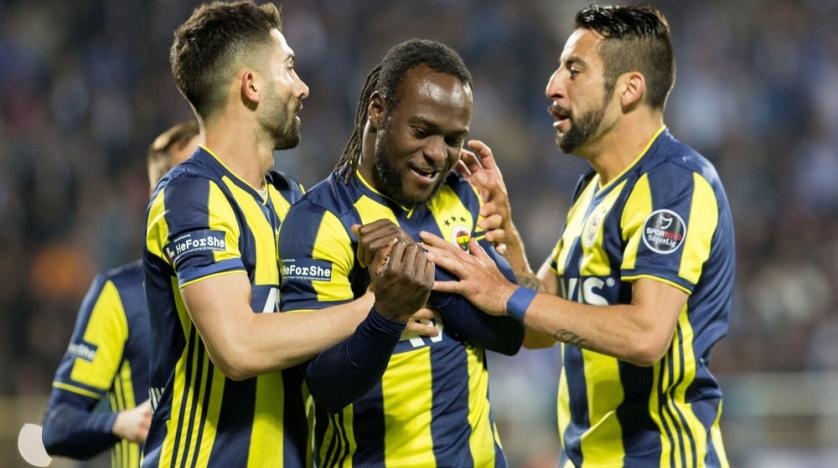 Moses finally score to helep Fenerbahce finish well