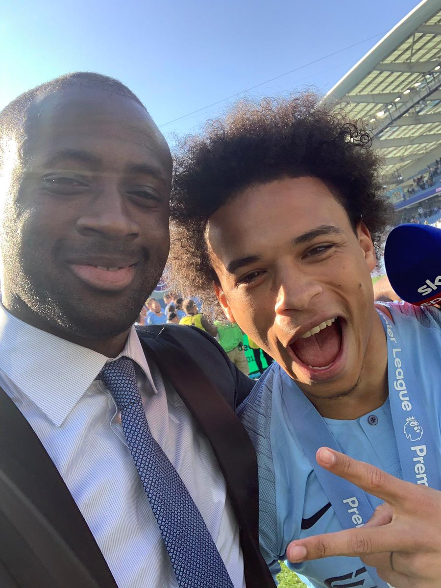 Hold Up! I will announce my retirement personally and officially by myself – Yaya Toure