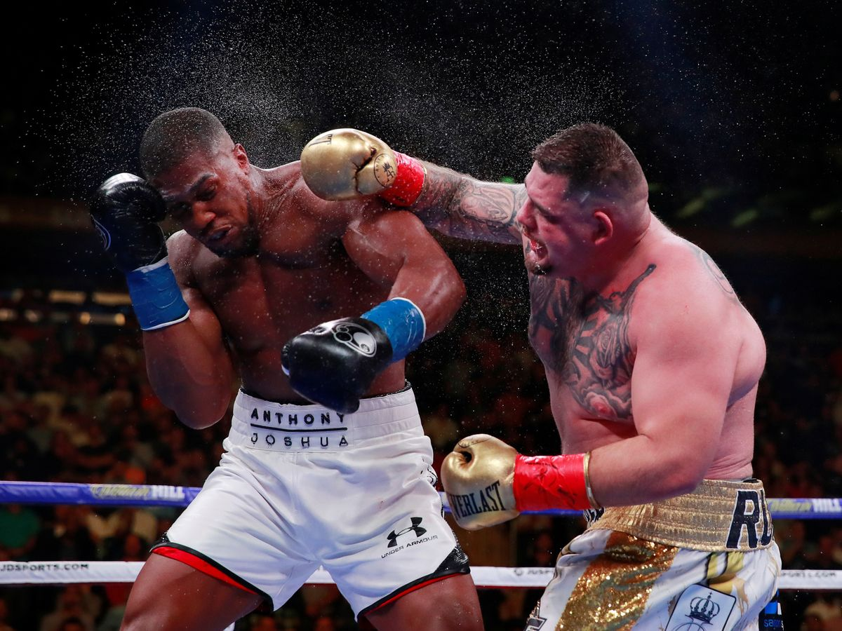 Anthony Joshua will earn £20m for losing, Andy Ruiz gets £5m for winning