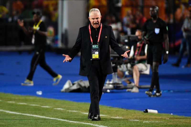 Egypt 2019: Aguirre worried about host country's decline in tempo