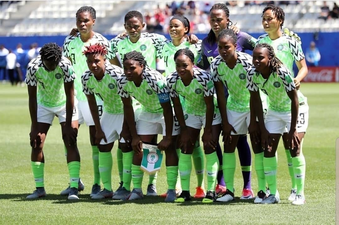 Super Falcons' Interesting Records At 2019 FIFA Women's World Cup