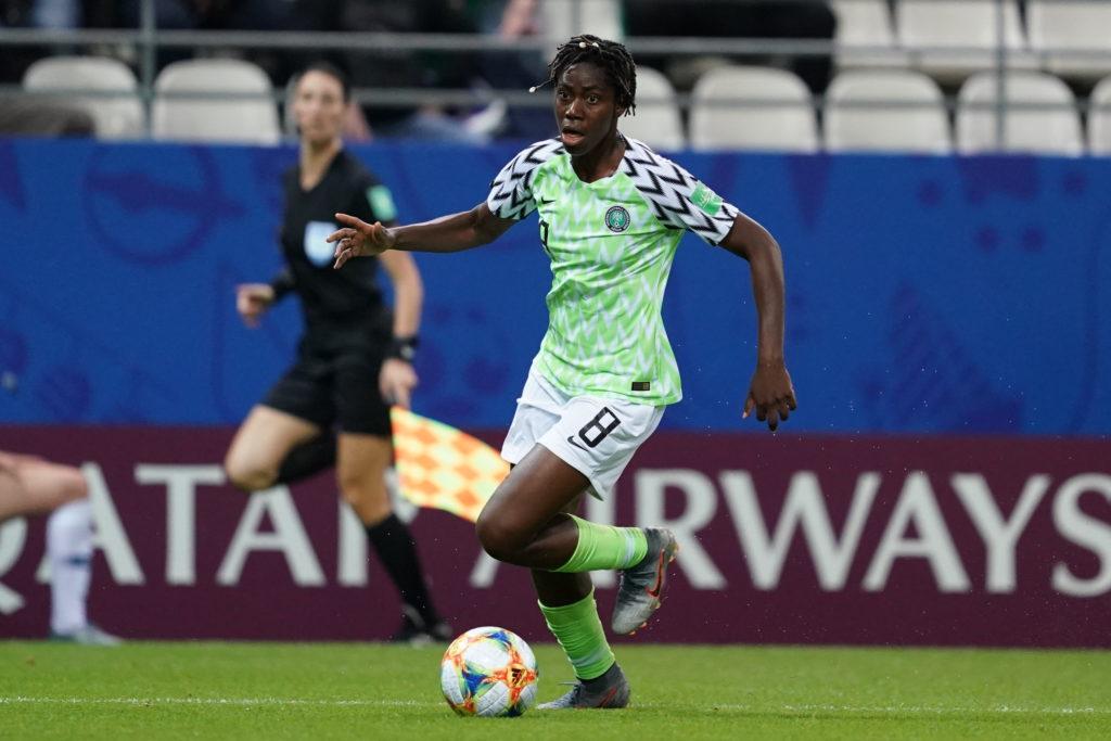 I'm under no pressure to score goals – OSHOALA