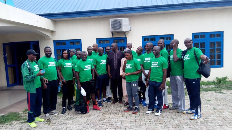 Beach Volleyball: 25 Nigerian Coaches Begin FIVB Professional Course in Abuja