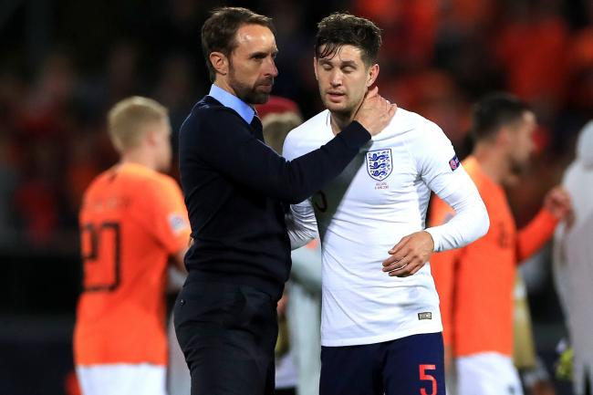 Southgate refuses to blame John Stones after Netherlands error