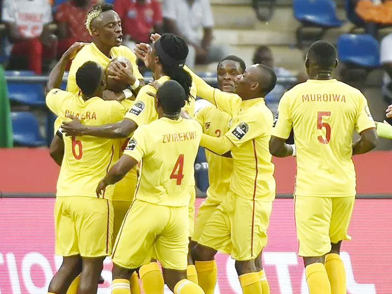 Zimbabwe's Warriors to arrive Nigeria today