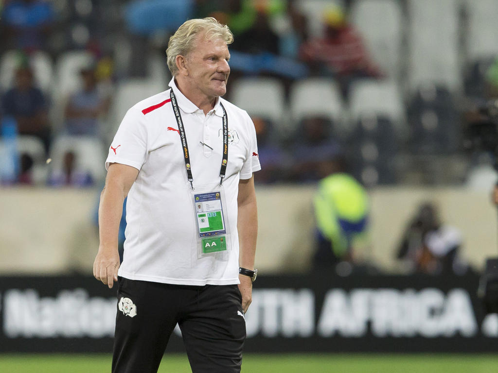Guinea coach Paul rues defeat to Nigeria