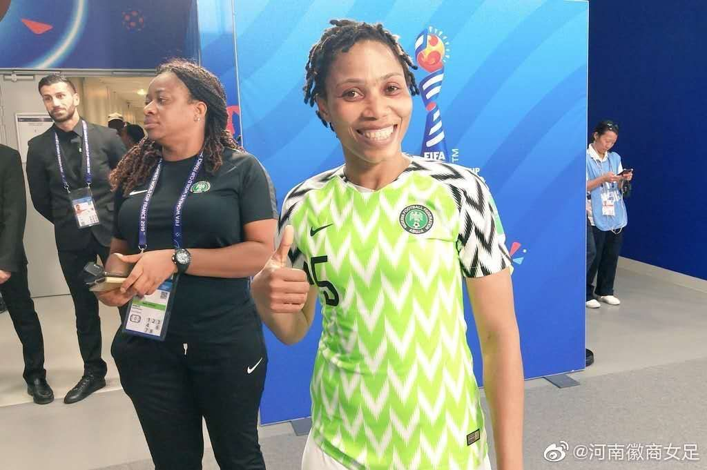 Ebi Reveals Secret Behind Falcons Victory Over Korea