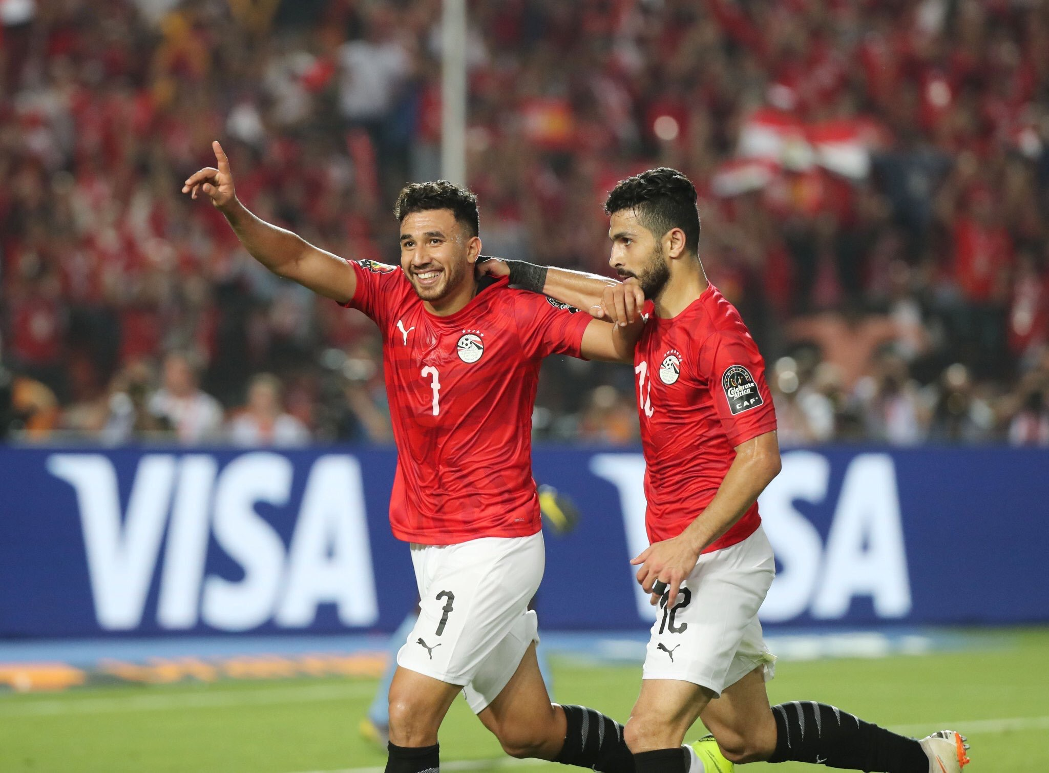 2019 AFCON – Trezeguet fires Egypt to opening day win over Zimbabwe