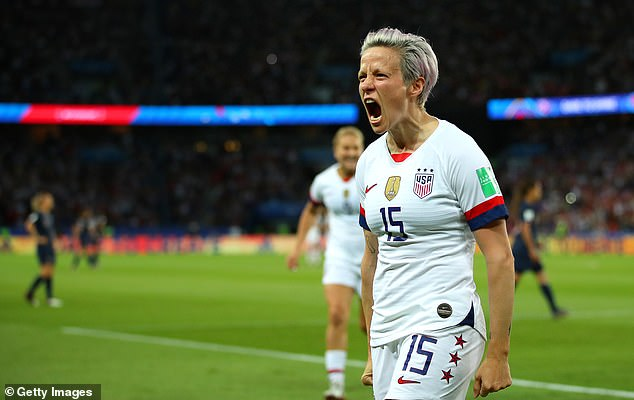 France 1-2 USA: Megan Rapinoe brace sends Host France out of Women's World Cup