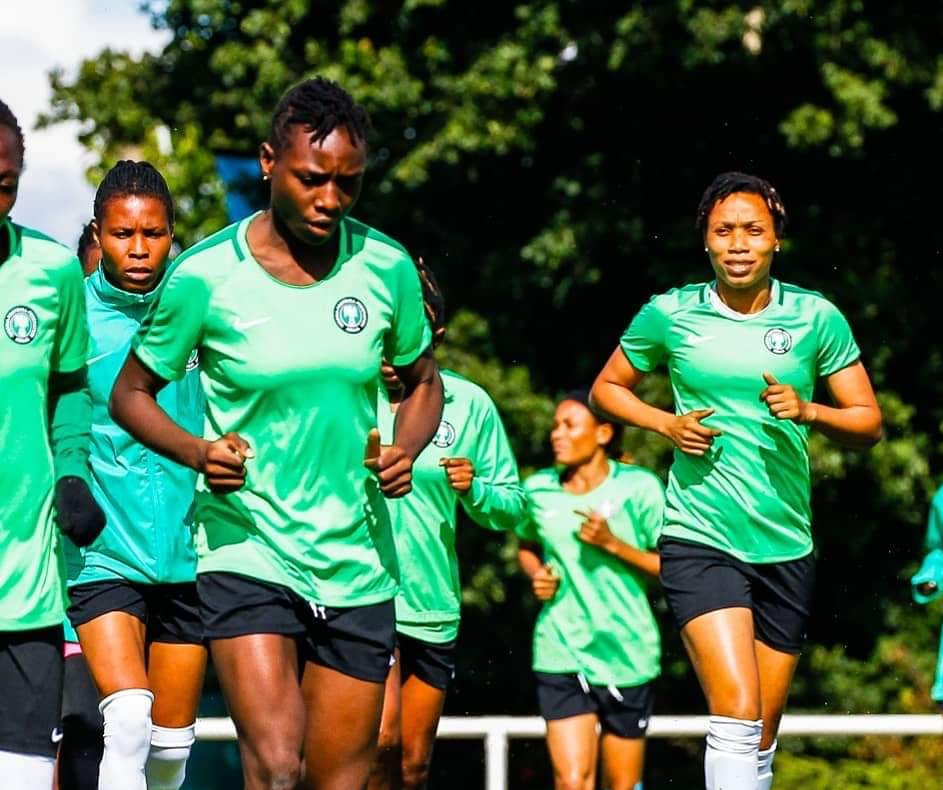 Ebi: Super Falcons Are Ready For France