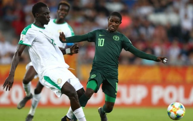 Flying Eagles Crash Out Of Poland 2019, Lose 2-1 To Senegal