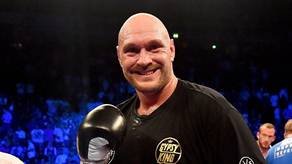 Tyson Fury vows to retire from boxing instead of suffering an upset