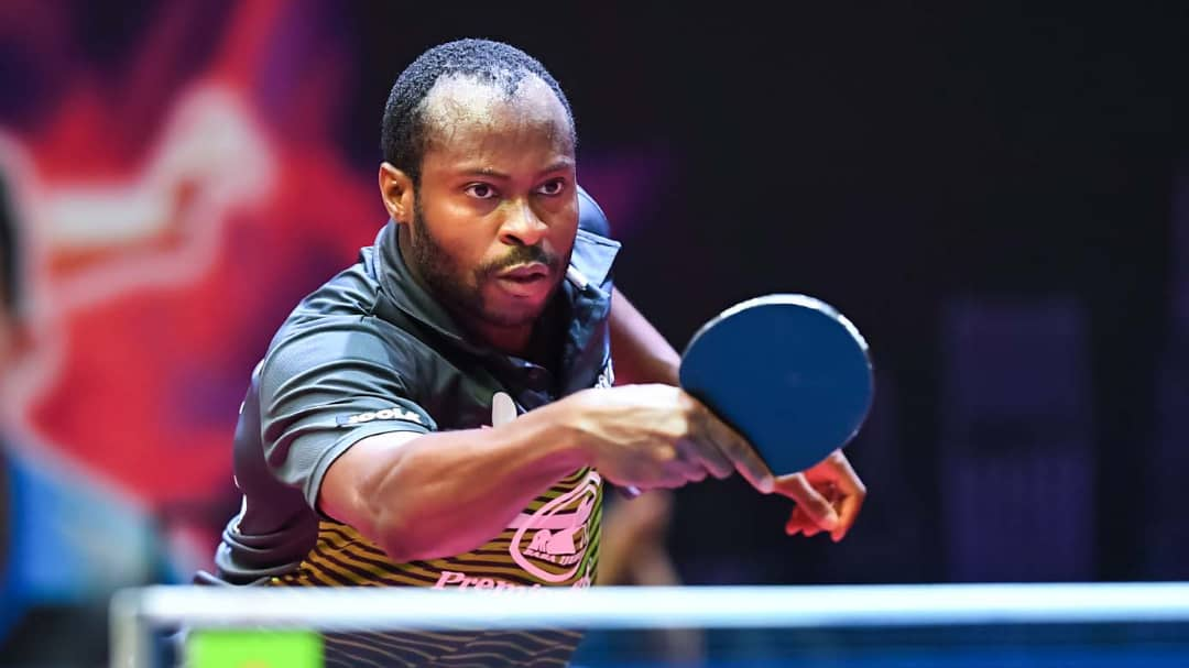 Aruna Quadri knocked out of 2019 Seamaster ITTF World Hong Kong Open
